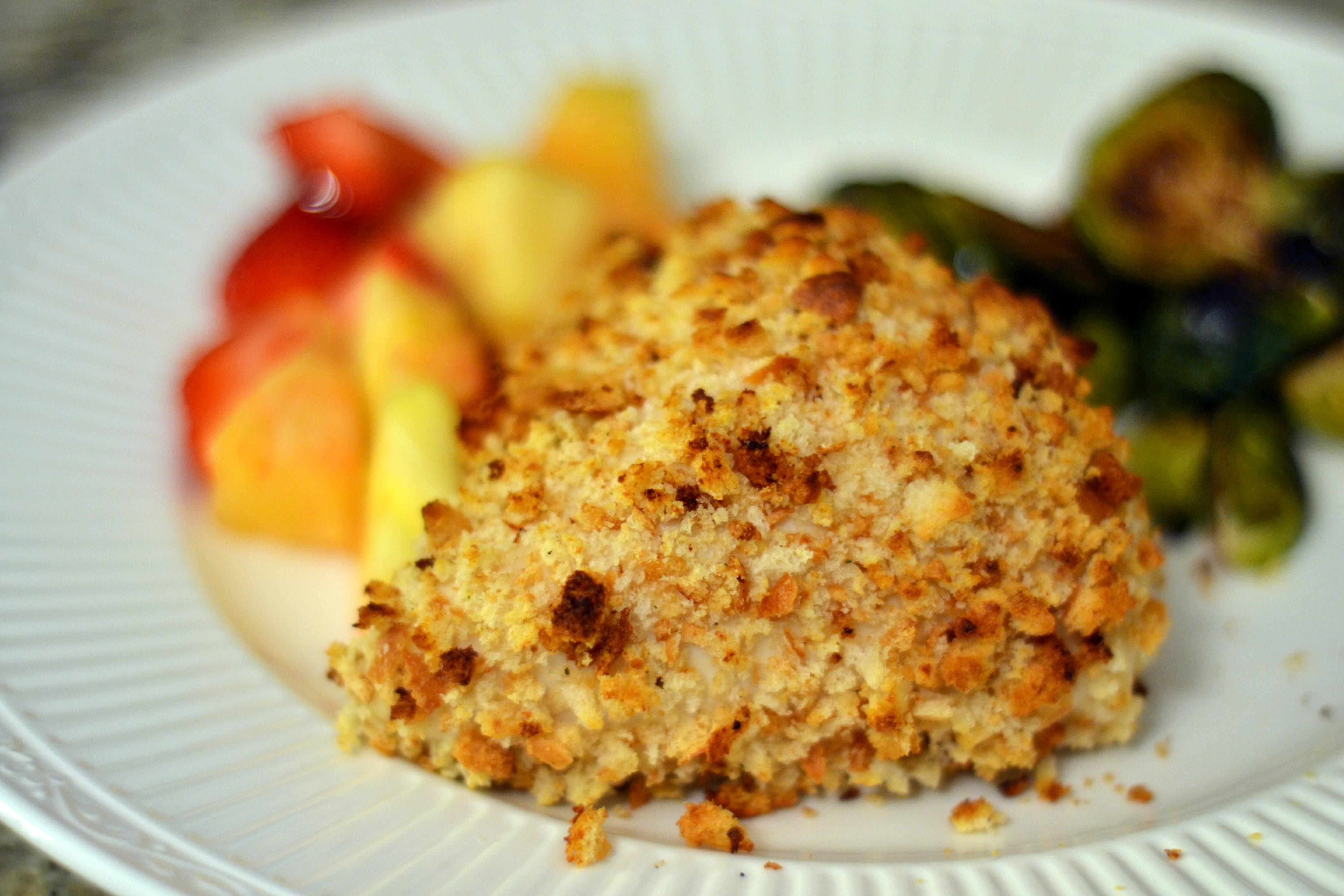 Crunchy Buttermilk Baked Chicken - Chew Nibble NoshChew Nibble Nosh