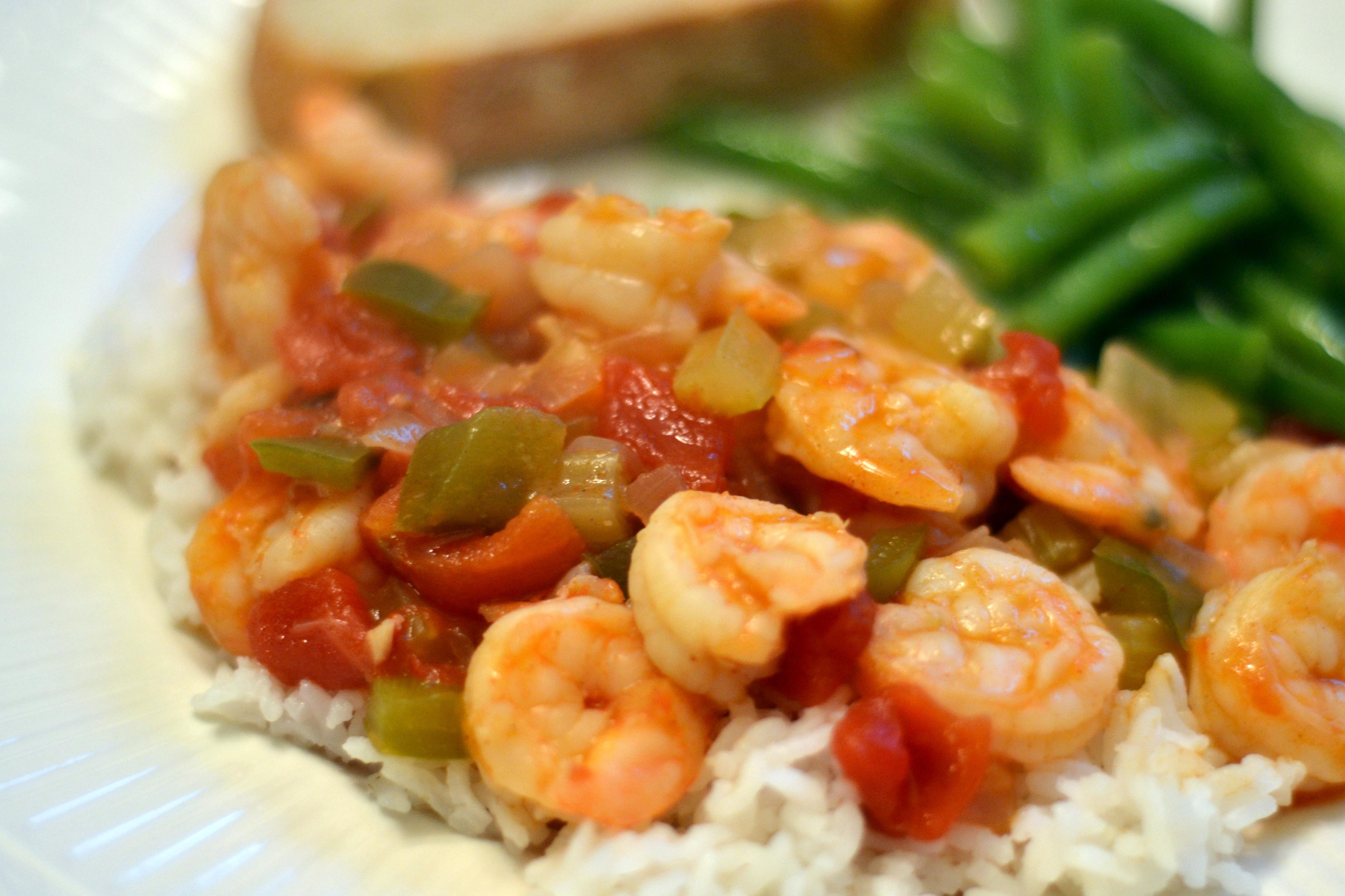 Shrimp Creole - Chew Nibble NoshChew Nibble Nosh
