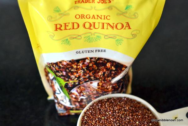 Quinoa Fruit Salad 1 - Chew Nibble Nosh