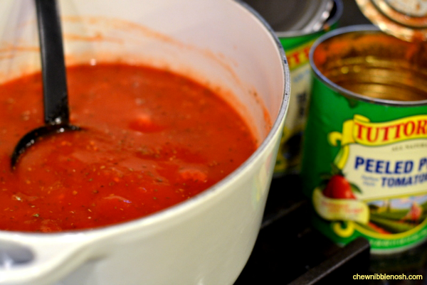 Roasted Vegetable Sauce - Celebrate the Sauce with ...