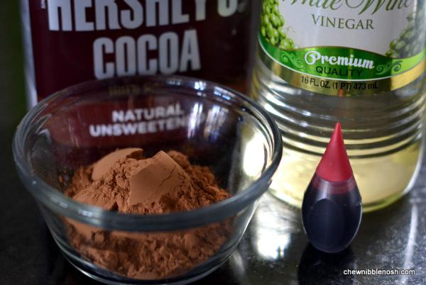 Red Velvet Cheesecake Brownies -  Chew Nibble Nosh 1