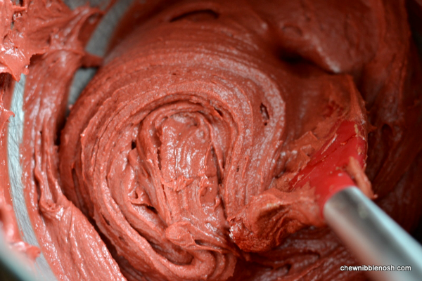 Red Velvet Cheesecake Brownies - Chew Nibble Nosh 2