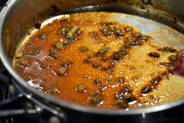 Steak Tips with Feta Roasted Potatoes - Chew Nibble Nosh 4