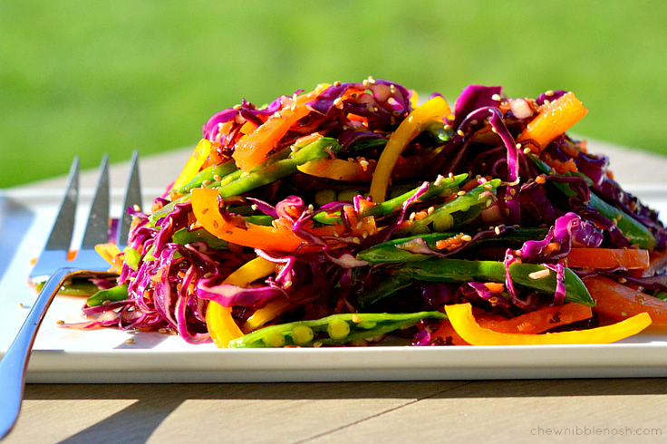 Green Bean Slaw Recipe — Dishmaps