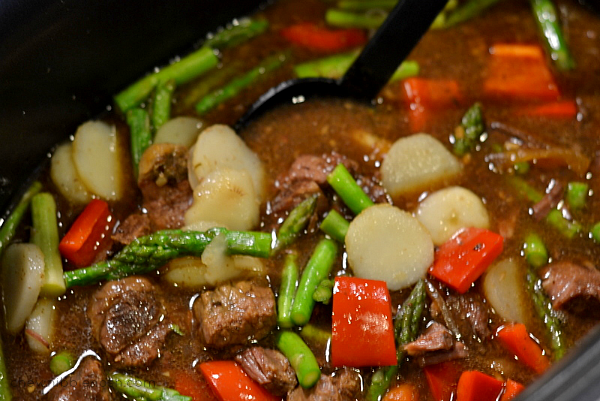 Slow Cooker Asian Beef Stew - Chew Nibble Nosh 5