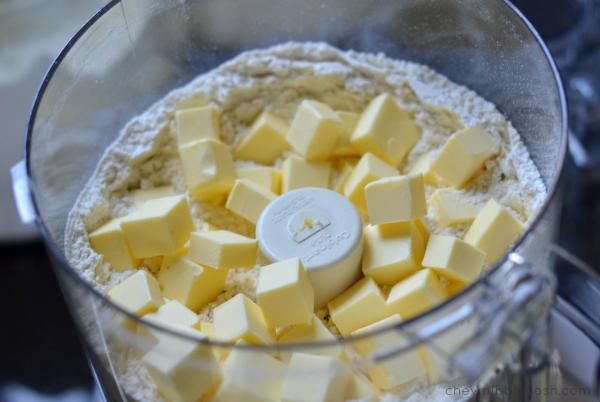 Sugared Lemon & Rosemary Scones - Chew Nibble Nosh 3