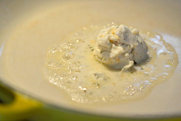 Garlic Lemon Chicken Pasta with Broccoli - Chew Nibble Nosh 4